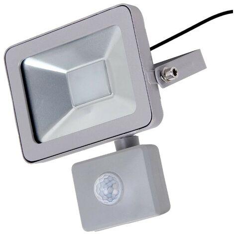 Projecteur LED 10W Detecteur Mouvement Classic