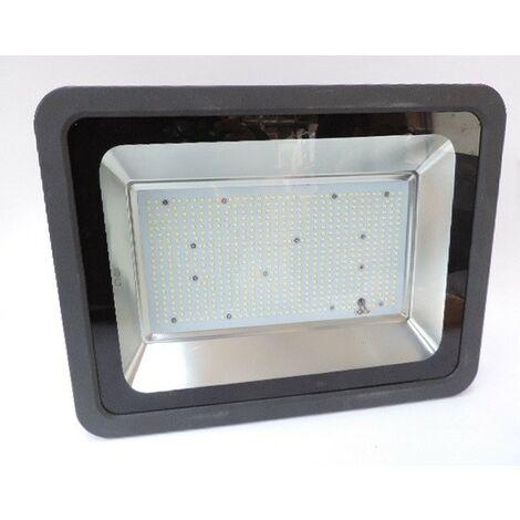 Projecteur LED 300W (2700W) IP65 Blanc jour 4000°K Finition anthracite