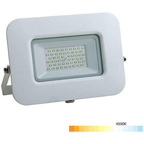 Projecteur LED 30W (150W) Blanc Premium Line IP65 2550 lumens Optonica