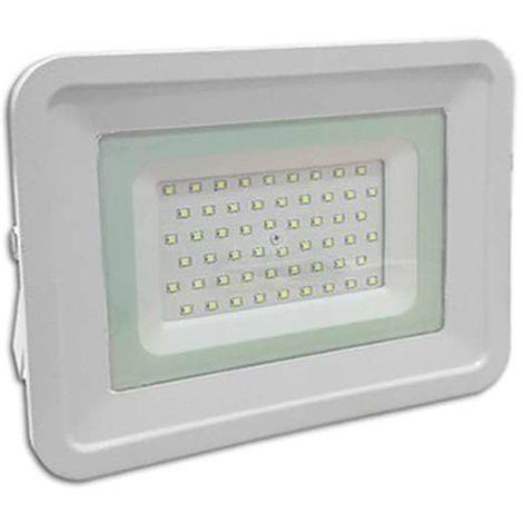 Projecteur LED 30W extra plat IP65 (150W) étanche Blanc Optonica | Blanc Chaud 2700K - Blanc