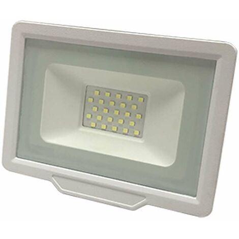 Projecteur LED 50W (250W) Blanc Étanche IP65 4000lm - Blanc Naturel 4500K