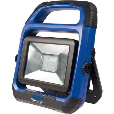 Projecteur LED à batterie SAMSUNG 20W, IP54,