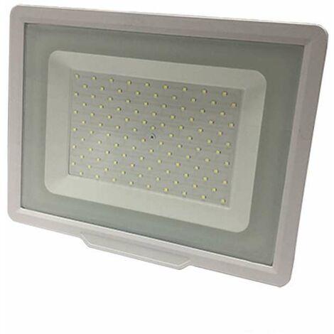 Projecteur LED Blanc 100W (500W) IP65 8000 lumens - Blanc Naturel 4500K