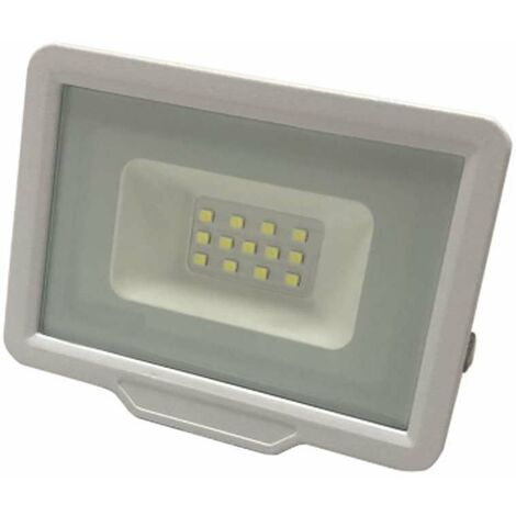 Projecteur LED Blanc 20W (100W) Étanche IP65 1600lm - Blanc Chaud 2700K
