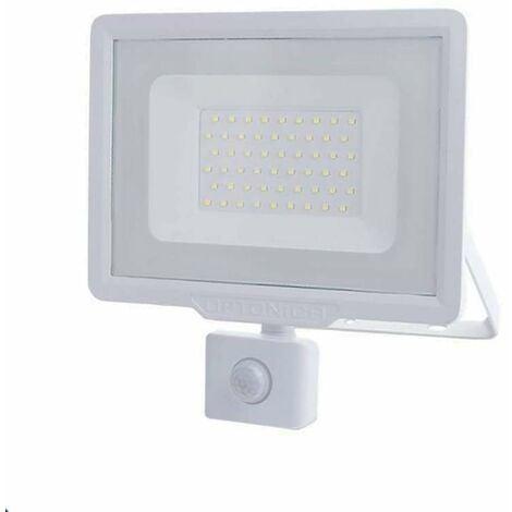 """main image of """"Projecteur LED 50W à détecteur IP65 4000 lumens (250W)"""""""