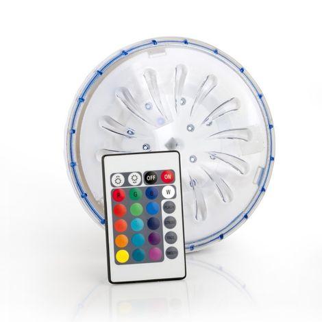 Projecteur LED de Couleurs Piscines Hors Sol Gre PLED1C