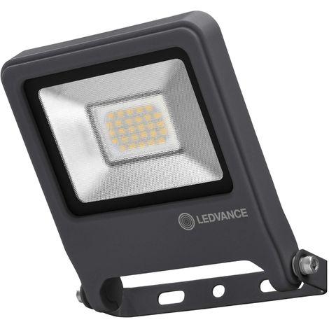 Projecteur LED ENDURA FLOOD 20W - Finition - Noir