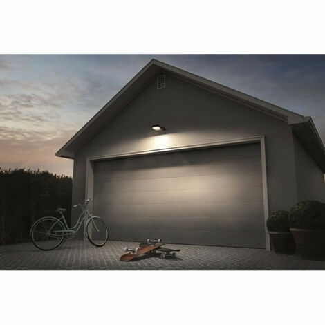 Projecteur LED extérieur avec détecteur de mouvements 30 W 1x LED intégrée LEDVANCE ENDURA FLOOD Sensor Cool White L 40
