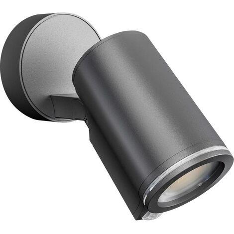 Projecteur LED extérieur avec détecteur de mouvements Steinel SPOT ONE S CONNECT ANT 058630 GU10 Puissance: 7 W blan