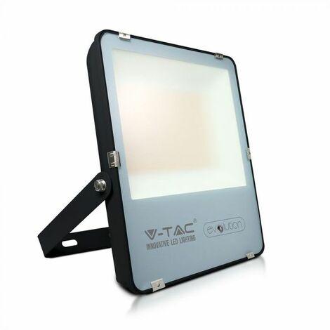 Projecteur LED Extérieur Evolution 200W 160lm/W Ip65 Noir Vt-49261 - Blanc Neutre - 4000k - 100 Deg V-TAC EVOLUTION