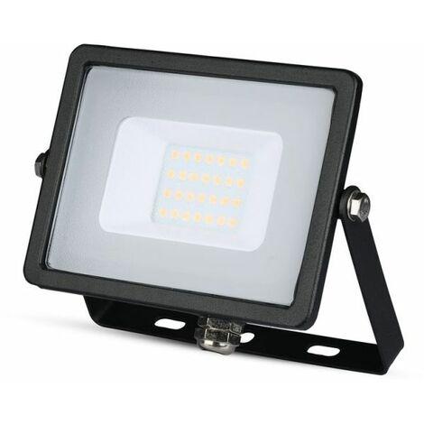Projecteur LED Extérieur  Pro 20W Ip65 Samsung Chip Blanc Vt-20