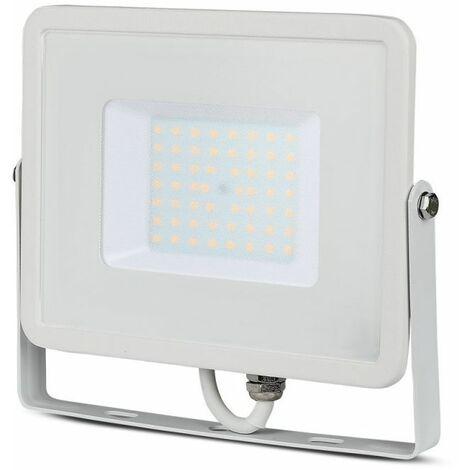 Projecteur LED Extérieur  Pro 50W Ip65 Samsung Chip Blanc Vt-50