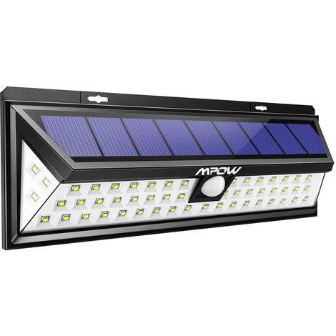 Projecteur led extérieur solaire forte puissance spot solaire