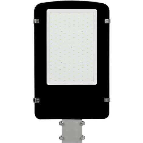 Projecteur LED extérieur V-TAC VT-100S 6400K 530 incorporé Puissance: 100 W blanc froid N/A 100 kWh/1000h