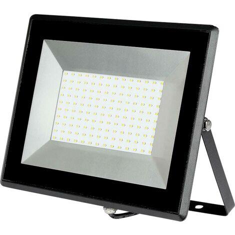 Projecteur LED extérieur V-TAC VT-40101B 5965 LED intégrée Puissance: 100 W blanc neutre N/A