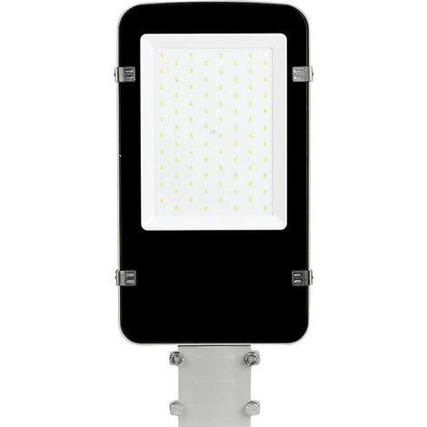 Projecteur LED extérieur V-TAC VT-50ST 6400K 528 incorporé Puissance: 50 W blanc N/A 50 kWh/1000h