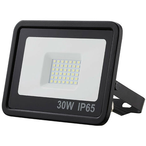Projecteur LED Floodlight 30W - 3000K - 2400LM - ADVANCED STAR