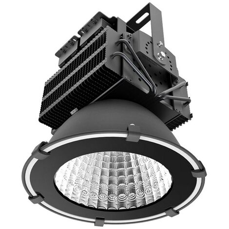 Projecteur Led Industriel 500w Blanc CREE / DRIVER MEANWELL