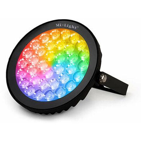 Projecteur LED Jardin 15W RGB+CCT 220V C03