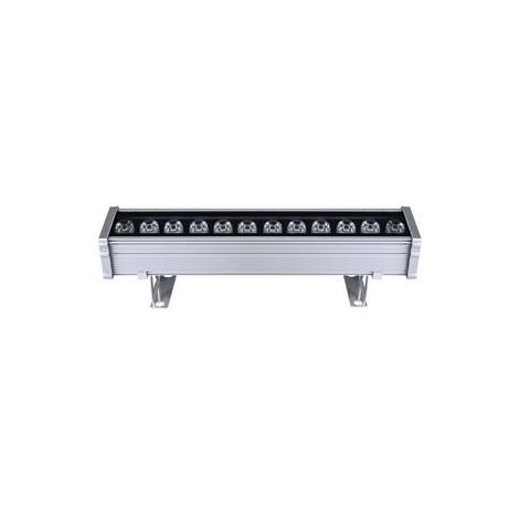 Projecteur LED lèche mur et façade IP65 12W (Eq. 72W) Dim. 330x55mm