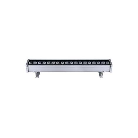 Projecteur LED lèche mur et façade IP65 18W (Eq. 72W) Dim. 480x55mm