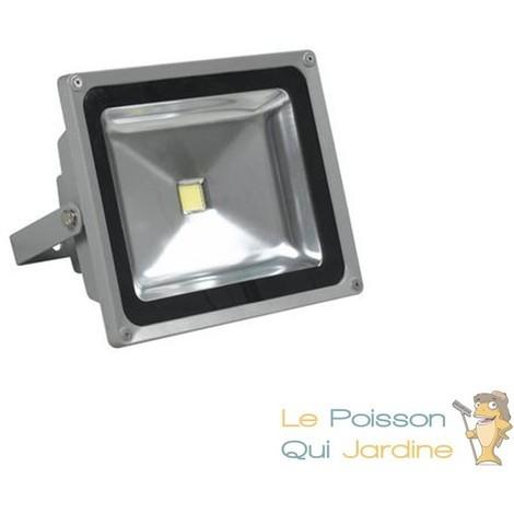 Projecteur Led Pour Jardin Et Exterieur 30w Etanche Ip65