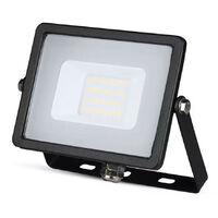 Projecteur LED Pro Noir 20W Samsung Chip Vt-20