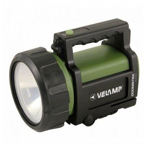 Projecteur LED rechargeable - 5W - 350Lm - Distance du faisceau 500m - IP44