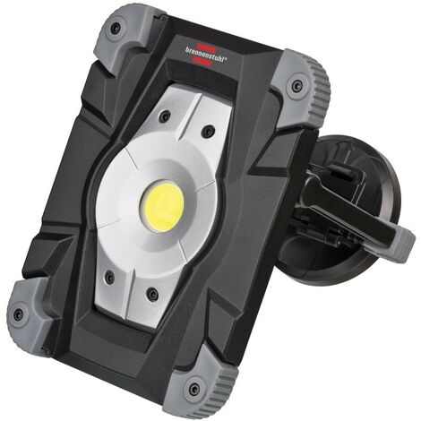 Projecteur LED rechargeable, avec un set de fixation magnétique, 2000 lumen - Brennenstuhl - 1172871