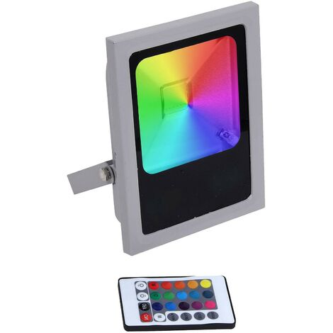 Spot Exterieur Led Multicolore