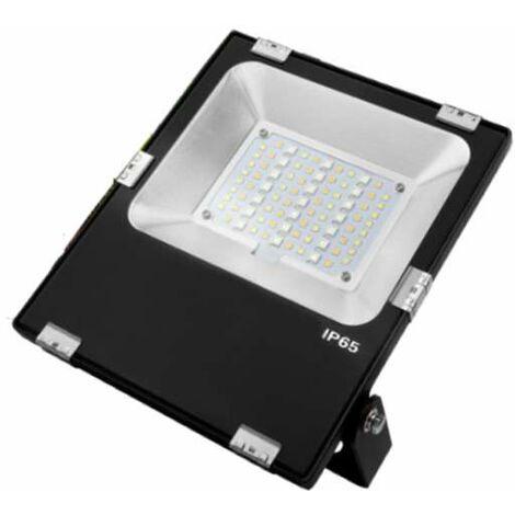 Projecteur LED RGB+CCT 30W pilotable FUTT03