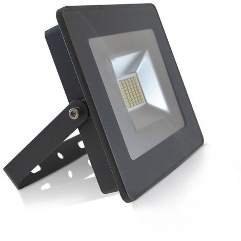 Projecteur LED SMD 30W Extérieur IP65 Plat