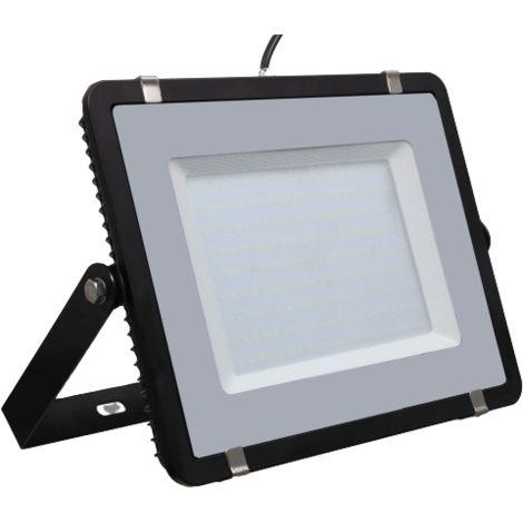 Projecteur LED V-tac VT-206-B - 200 W - 24000 Lumen - 4000K - noir
