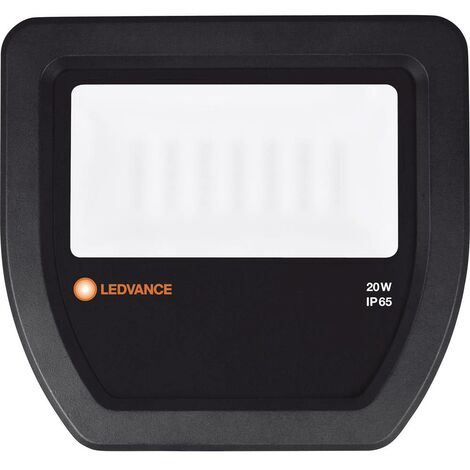Projecteur Ledvance 20W 3000K IP65 FLOOD20830BG2