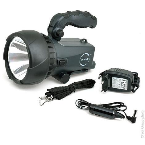 Projecteur NX LED CREE 1W rechargeable
