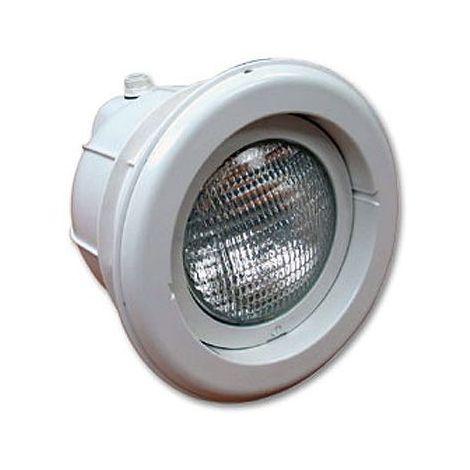 Projecteur orientable / Blanc - Version béton
