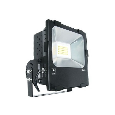 Projecteur orientable LED Twister 150 - 150W - 4000K - Noir