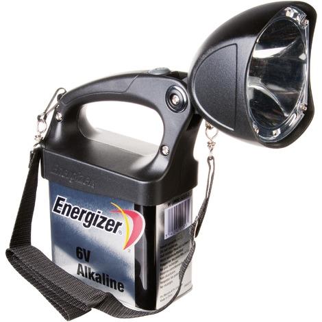 Projecteur phare LED Energizer - 3 modes d'éclairage - Noir