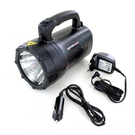 Projecteur rechargeable LED 1W 90Lm