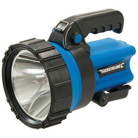 Projecteur rechargeable lithium 5 W - 200 lumens