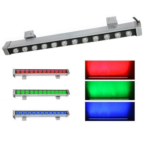 Projecteur RGB linéaire barre LED de 1 mètre