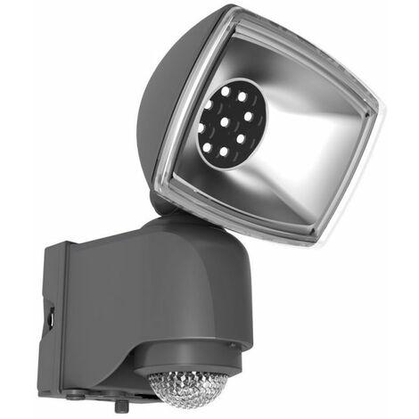 projecteur solaire 400 lumens detecteur de mouvement. Black Bedroom Furniture Sets. Home Design Ideas
