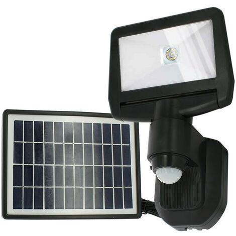 """main image of """"Projecteur solaire LED ESTEBAN à détection 850 Lumens Eq 70W"""""""