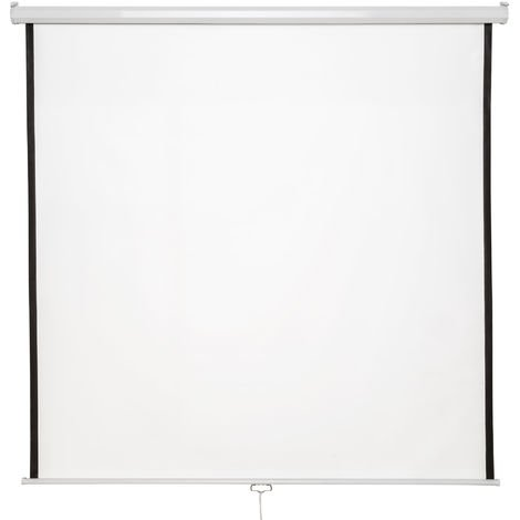 Projector screen HDTV - pull down projector screen, home cinema projection screen, film screen