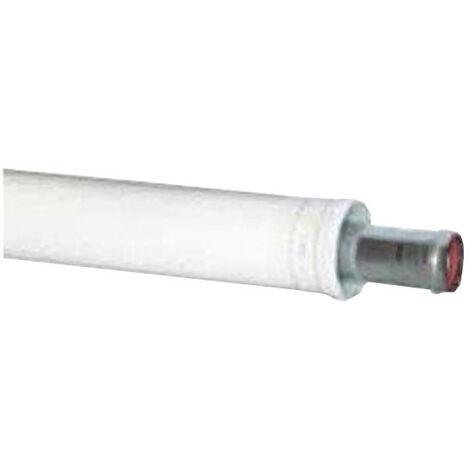 Prolongación coaxial para la descarga de humos calderas Baxi 60/100 KHG71410171