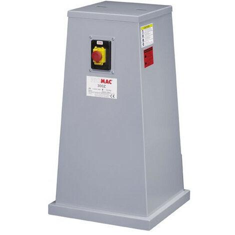Promac - Socle pour machines à poncer les métaux avec système d'aspiration 230V 0,38kW - 300Z