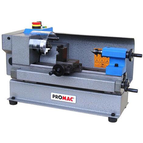 Promac - Tour à métaux 230V 0,15kW 50x150mm - BD_3-M