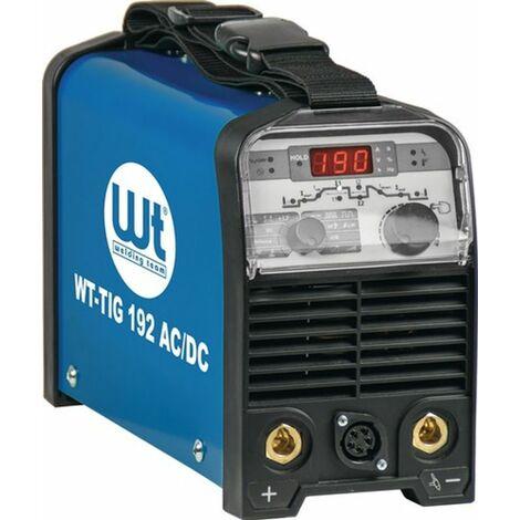 PROMAT TIG-Schweißanlage (ohne Zubehör / 10 - 190 A) - SET155.842