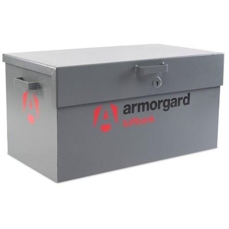 Promo Armorgard - Coffre pour camionette en acier 980x540x475 mm - TuffBank TB1