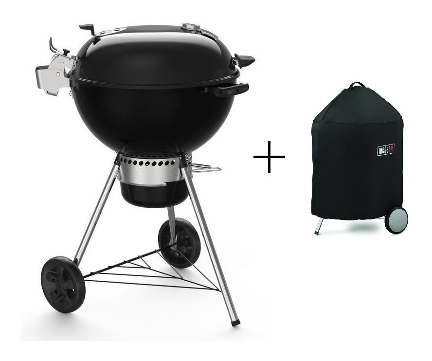 promo barbecue weber a carbone master touch premium e 5770. Black Bedroom Furniture Sets. Home Design Ideas